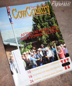 1 CowCountry Summer 2013