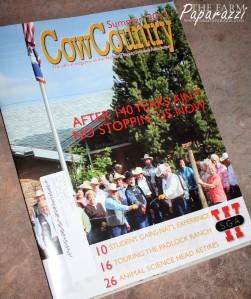 1 CowCountry Summer 2013