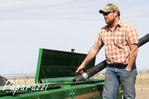 Barley Planting