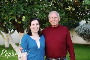 Grandpa George & Me