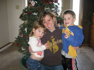 Tracy loved being a mom. Send donations to the Tracy Alger Memorial Fund for Children's Future: Harness Funeral Home, 351 N. Adams, Buffalo, WY 82834.