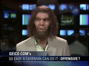 Geico Caveman