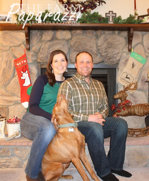 The Christmas Photo Session Saga | The Farm Paparazzi
