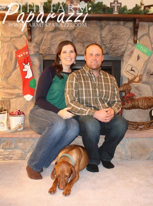 The Christmas Photo Session Saga | The Farm Paparazzi