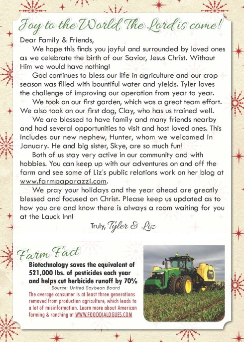 Christmas Greetings | The Farm Paparazzi