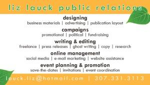 Lauck Business Card2