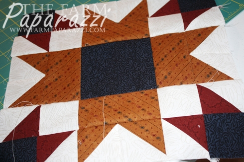 Don't Quilt Alone | The Farm Paparazzi